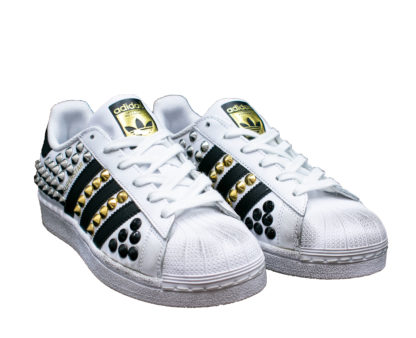 I19 Pierrot Superstar Total Borchiegold Black 3 P.jpg