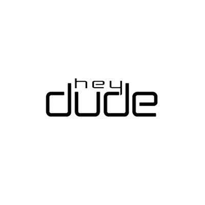 Logo Logo Hey Dude